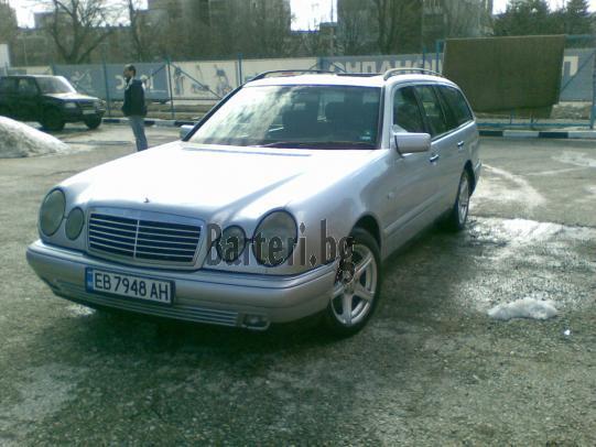 mercedes E290 td 1998 година 1