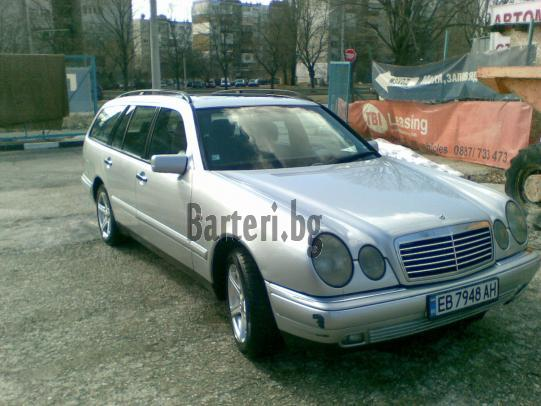 mercedes E290 td 1998 година 2