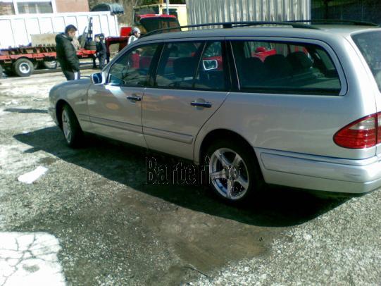 mercedes E290 td 1998 година 3