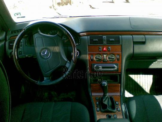 mercedes E290 td 1998 година 4