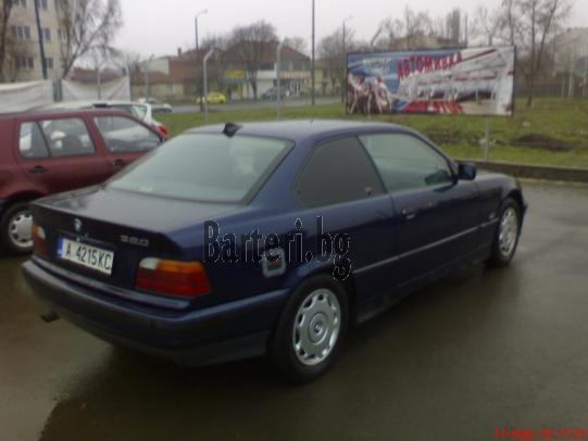 BMW трета серия (e36) 320i купе 1