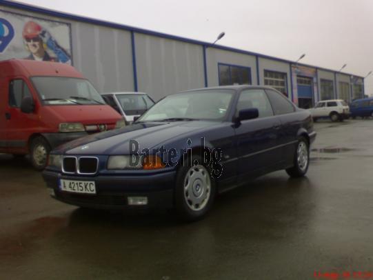 BMW трета серия (e36) 320i купе 2