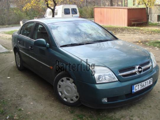 Opel Vectra 2.2 DTI 1