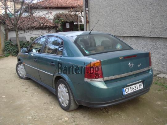 Opel Vectra 2.2 DTI 2