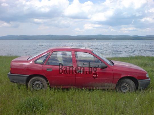Бус и автомобил за кемпер 3