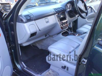 Mercedes-Benz ML 270CDI.10000lv GSM 0888841487 2
