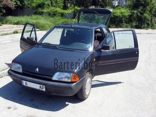 Заменям Citroen AX 1992 1
