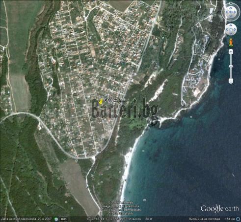 Парцел за къща до Варна 1