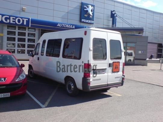 Peugeot Boxer 1