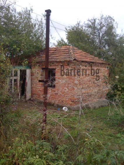 Къща с двор в село Равна гора, община Созопол, обл. Бургас 4