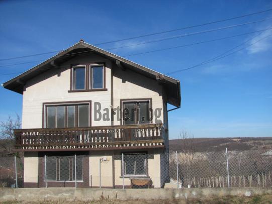 Нова къща в село Нисово срещу гарсониера, офис 1