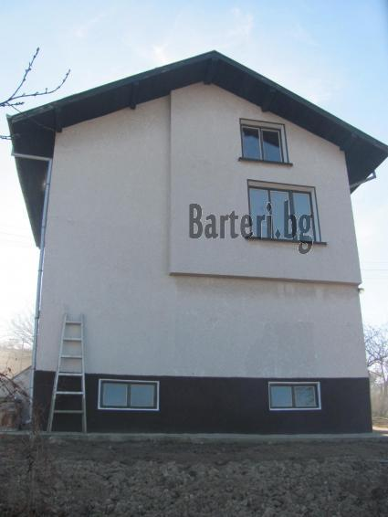 Нова къща в село Нисово срещу гарсониера, офис 3