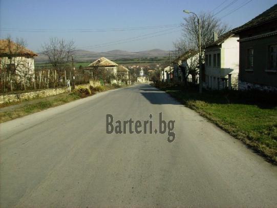 Стара къща с плочи и оранжерия - предложете бартер 4