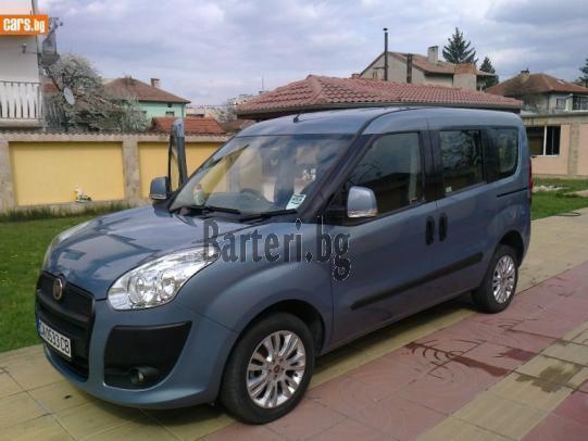 Автомобил Fiat Doblo - 2010г 1
