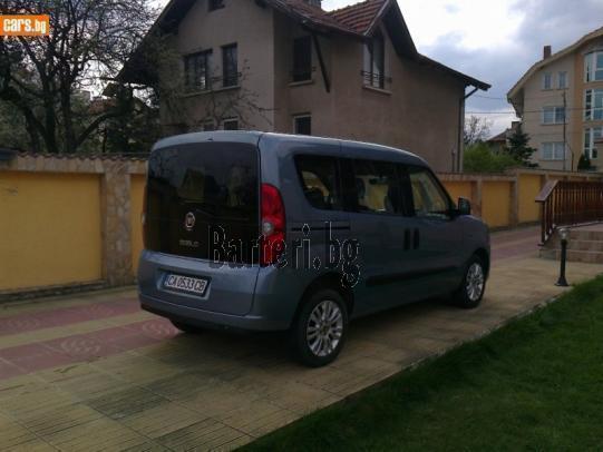Автомобил Fiat Doblo - 2010г 2