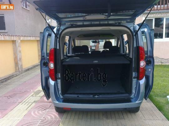 Автомобил Fiat Doblo - 2010г 3