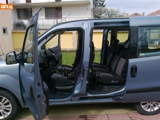 Автомобил Fiat Doblo - 2010г 4