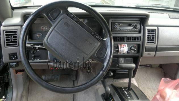 Бартер за Jeep Grand Cherokee 2