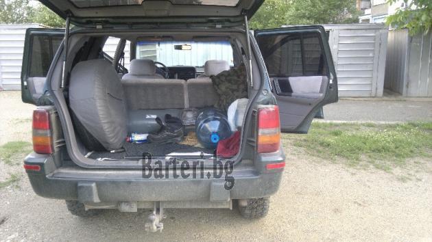 Бартер за Jeep Grand Cherokee 3