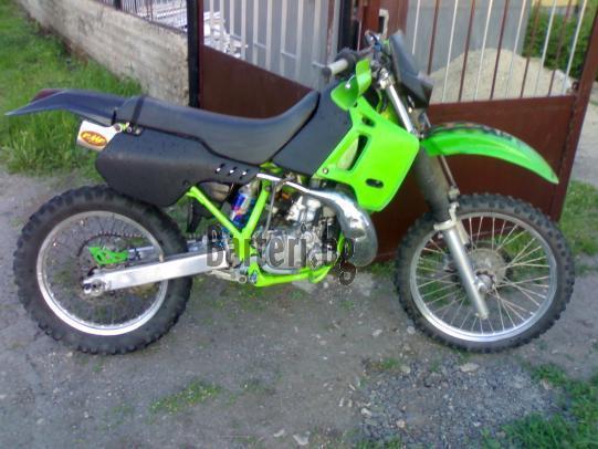 Kawasaki KDX 200R 1