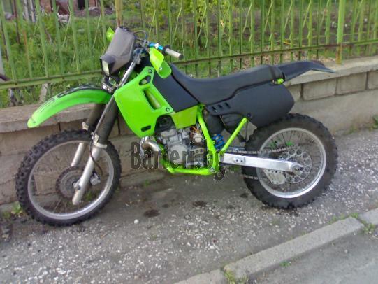 Kawasaki KDX 200R 2