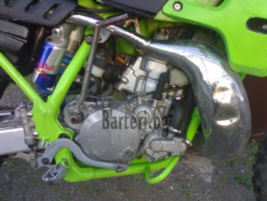 Kawasaki KDX 200R 3