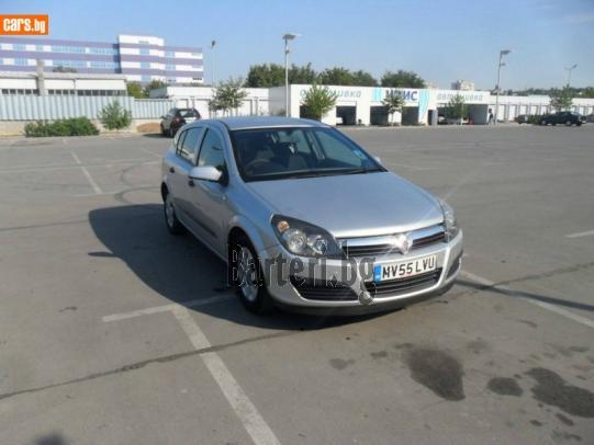 OPEL ASTRA H 3