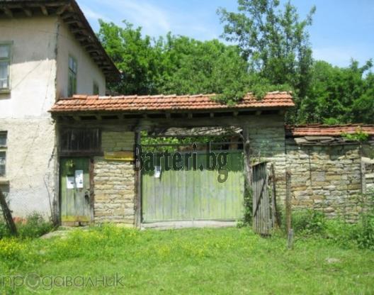 Къща в Троянски Балкан (с.Дълбок Дол) бартер за автомобил 1