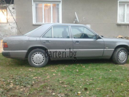 Mercedes 200E 2
