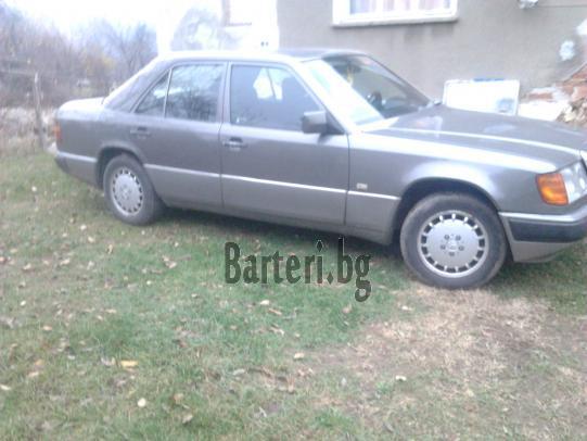 Mercedes 200E 3