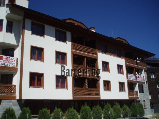 Четиристаен апартамент в Банско 4