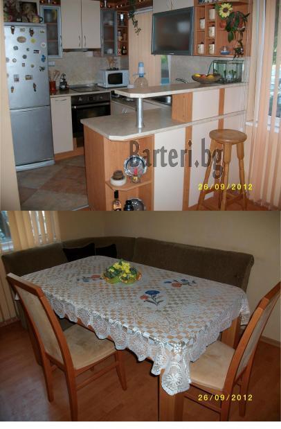Заменям апартамент в гр.Варна кв. Левски след основен ремонт за 2 парцела! 1
