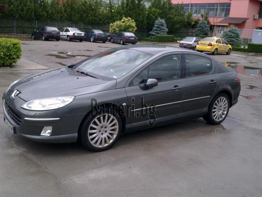 Автомобил Peugeot 407 3.0 v6  (2008г.)за не движим имот 2