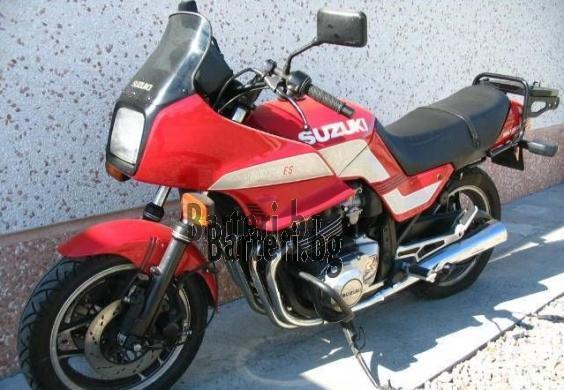 Мотор Suzuki gsx750es 1