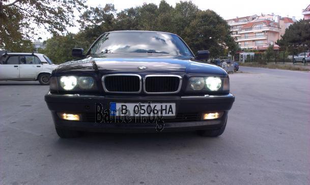 BMW 728 2.8 i  1