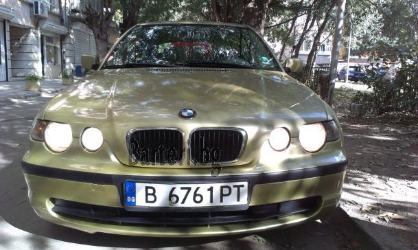 BMW 316 compact 1