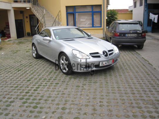 Mercedes SLK 350 7-G TRONIK 2