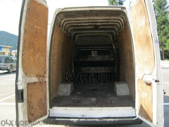 Товарен бус Форд Транзид - Джъмбо 4