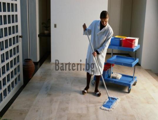 Почистване на входове,апартаменти 1